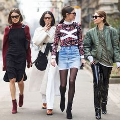 - Whether you skew ladylike, polished, playful or tomboy, there is an outfit here for you.