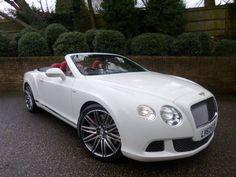 2014 Bentley Continental GTC 6.0 £158,995