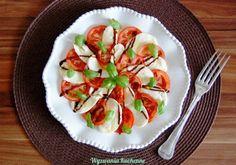 Mój zbiór przepisów kulinarnych-  wyszukane w sieci: Sałatka Caprese