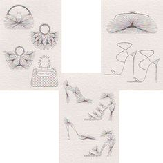 Christmas and Retail Therapy stitching patterns added at Form-A-Lines | Prick And Stitch Is My Craft
