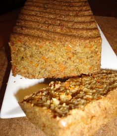Fruit & Veg Cake   I couldn't decide between making a carrot cake or a banana cake. So fruit & veg cake was made! Surprisingly they actua...