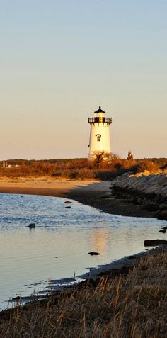 Take a trip to the Edgartown Lighthouse: Massachusetts