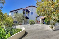 Old Time Starchitect Wallace Neff's Bastardized Los Feliz House - New to Market - Curbed LA
