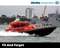 Hella Marine Fit & Forget Professional Marine Navigation and Deck Lighting Stainless Steel Fittings, Boat Accessories, Deck Lighting, Protective Cases, Forget
