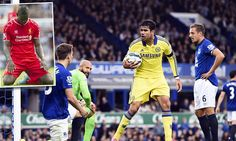 JAMIE REDKNAPP: Diego Costa is an absolute animal at Chelsea