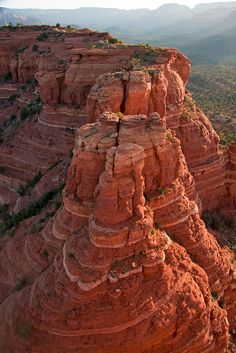 "Sedona by Thales, via Flickr. ""This photo was taken on April 18, 2010 in Sedona, Arizona, US."""