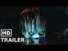 """It"" - Andrès Muschietti - Movie Trailer 2017 Halloween Movies, Creepy Halloween, Its 2017, Hd Trailers, Evil Clowns, Hd Movies Online, Streaming Movies, Horror Movies, Movies And Tv Shows"