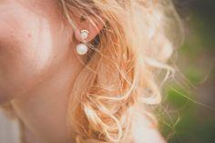 Boucles d'oreille Eugénie Bee