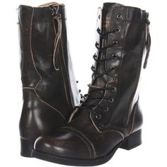Aldo - Aukes, The boots that I gave into.