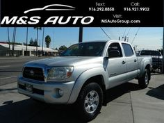 #HellaBargain 2008 Toyota Tacoma Pickup 4D 6 ft - Sacramento's favorite car dealer since 1995! We can help with financing through Banks and Credit Unions - call for info 916-921-9902 or visit our website at www.MSAutoGroup.com. - SKU: 5TEMU52N48Z517468 - Price: $22,995.00. Buy now at https://www.hellabargain.com/2008-toyota-tacoma-pickup-4d-6-ft-36491.html