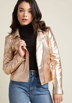 Sartorial Star Faux-Leather Moto Jacket in XS