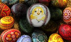 Chicken or the egg?  www.unforgettaballs.com