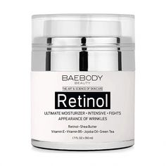 Best Anti Aging Cream on Amazon, Retinol Moisturizer with Hyaluronic Acid #AntiAgingMask Best Anti Aging Creams, Anti Aging Skin Care, Best Retinol Cream, Piercings, Eye Gel, Pole Dancing, Skin Care Tips, Moisturizer, Facial Cleanser