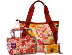 Artist Sujean Rim Designs Cute Spring Bags for Harveys