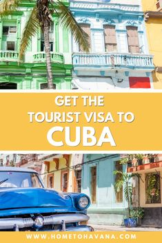 This complete guide to travel to Cuba with the tourist visa you need covers everything from costs and the best ways to get a tourist visa ahead of time. Make sure you check this guide to make sure you travel to Cuba with the correct visa!