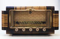 Radio TSF, Style Art Deco