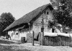 Szenterzsébeti parasztház Old Photography, Cabin, House Styles, Painting, Home Decor, Room Decor, Painting Art, Cottage, Paint