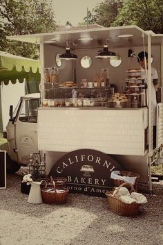 Bakery on a truck :)