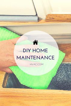 Want a healthy HVAC system? Read on to learn 7 DIY maintenance tips for keeping your system healthy and efficient. Furnace Maintenance, Bathroom Remodeling Contractors, Energy Efficient Windows, Furnace Filters, Stuff To Do, Need To Know, Cleaning Hacks, Helpful Hints, Budgeting