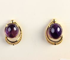 VINTAGE 12K GOLD FILLED EARRINGS COSTUME RETRO JEWELRY SCREW ON * A30 | eBay $32.95