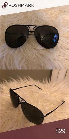 Porsche design sunglasses All black brand new inspired by Porsche design comes with soft case Porsche Design Accessories Sunglasses