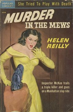 Murder in the Mews (Own it)