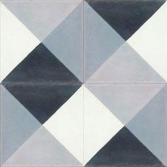 Mariposa C14-4-24-33 Mosaic House Cement Tile