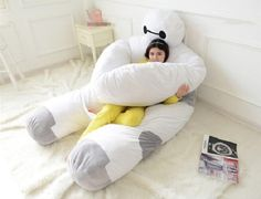 This Baymax Bed Could Become Your Personal Sleeping Companion Read more at http://www.geeksaresexy.net/2015/07/27/this-baymax-bed-could-become-your-personal-sleeping-companion/#hCMOB1D8MQQCBeiH.99