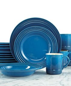 Le Creuset Dinnerware, 16 Piece Set