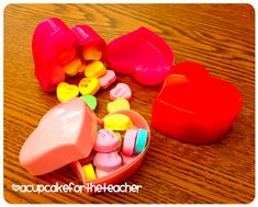 Busy, busy, busy!! That's the best way to describe Valentine's Day in my classroom!  Tired, tired, tired!! That's the best way to descri...