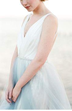 Beachside Elopement by Tamara Gruner Photography