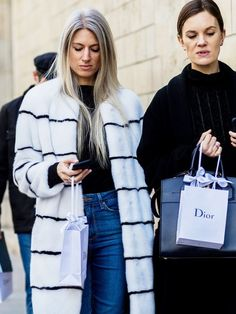 The Latest Street Style Photos From Couture Fashion Week | WhoWhatWear UK