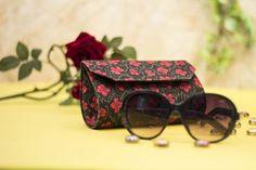 Arte Brasil | Porta Óculos em Cartonagem - Catiane Gobbi