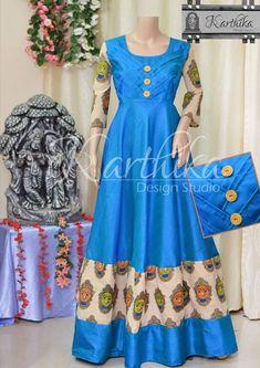 Long Gown Dress, Sari Dress, Long Gowns, Long Dresses, Maxi Dresses, Long Dress Design, Dress Designs, Saree Blouse Designs, Indian Gowns Dresses