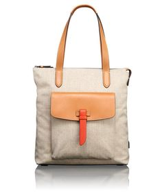 Look what I found on Tumi.com Frontera North-South tote $495