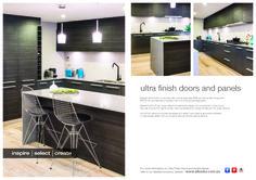 Roller Doors, Built In Furniture, Decorative Panels, Panel Doors, Brochures, It Is Finished, Mini, Kitchen, Inspiration