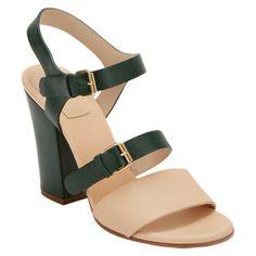 Chloe Buckle Strap Sandals at Barneys.com
