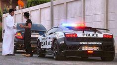 Lamborghini Gallardo LP570-4 Superleggera làm xe cảnh sát - http://xeoto.asia/lamborghini-gallardo-lp570-4-superleggera-lam-xe-canh-sat.shtml