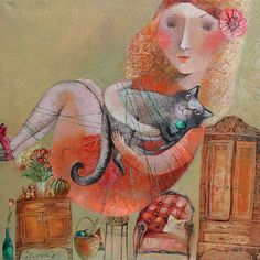 Anna Silivonchik, Born 1980 Gomel, Belorussia Graduated from Republic's College of Art and Belarussian Academy of Art