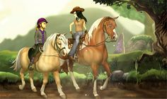 Star Stable is a MMORPG — a Massive Multiplayer Online Role Playing Game — where you get to ride your very own horse in a beautiful 3D world.