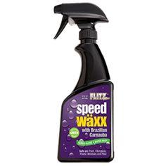 Flitz Marine Speed Waxx® Super Gloss Spray - 16 oz. Bottle