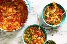 Roasted Tomato and White Bean Stew Recipe - NYT Cooking