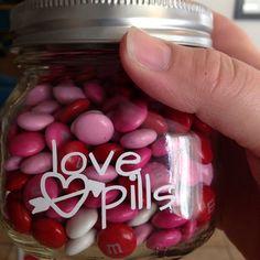 Love Pills Valentine Vinyl by BlueJulyShop on Etsy https://www.etsy.com/listing/181590148/love-pills-valentine-vinyl