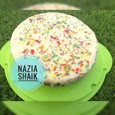 Burfee Cake