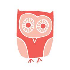 Illustrating an owl a day - Jen Peters - ahootaday.tumblr.com