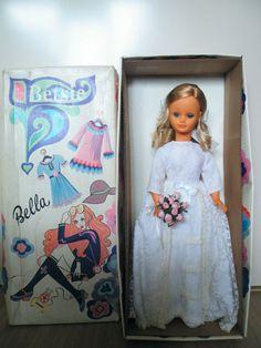 Betsie de Bella / Cathie Bella, dans la boîte, robe de mariée d'origine