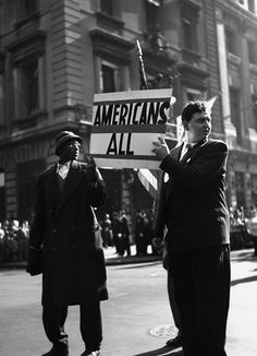 Americans All | by Fred Stein, New York, ca1943