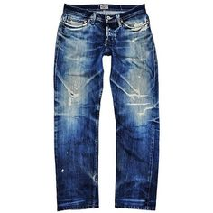 Here we have a more than 5 year old pair of Weird Guy Indigo Selvedge. These jeans age like a fine wine, and only get more beautiful with time. This is one of our best selling jeans of all time, and...