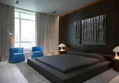 Фото — The interior in the style of laconicism — Design of apartments