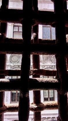Prison in Palazzo Ducale Venice